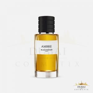 ambre black edition parfums occidentaux 50 ml dubai cosmetix