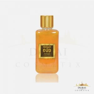 oud & amber hemadi luxury oud cosmetiques gels douche parfumes 300 ml dubai cosmetix