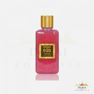 oud & flower hemadi luxury oud cosmetiques gels douche parfumes 300 ml dubai cosmetix