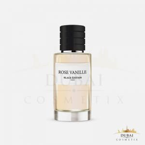 rose vanille black edition parfums occidentaux 50 ml dubai cosmetix