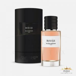 rouge black edition coffret parfums occidentaux 50 ml dubai cosmetix